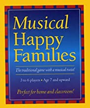 Musical Happy Families: The Traditional Game With a Musical Twist