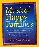 Musical Happy Families: Quartet (The Game Series)