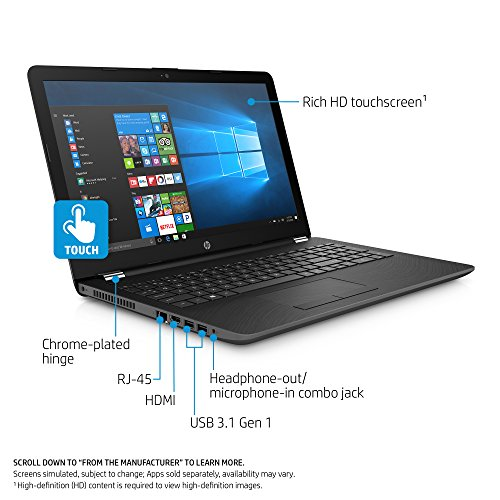 Compare HP 1KV16UA (15-bw030nr) vs other laptops