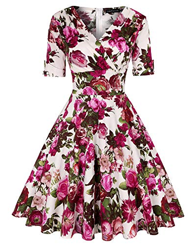 Pink Empire Dress