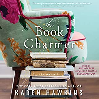 The Book Charmer cover art