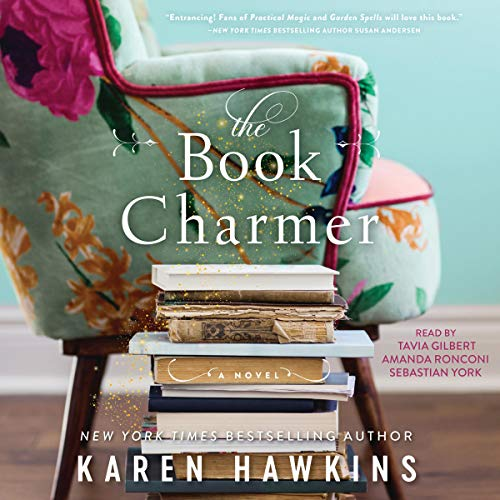 The Book Charmer audiobook cover art