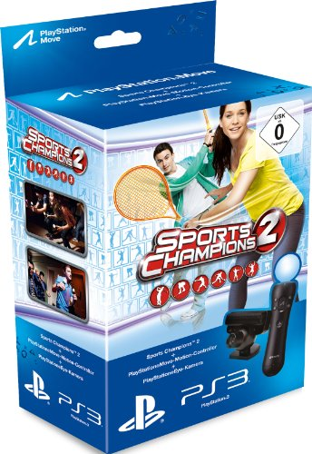Sports Champions 2 Move-Bundle (Move)