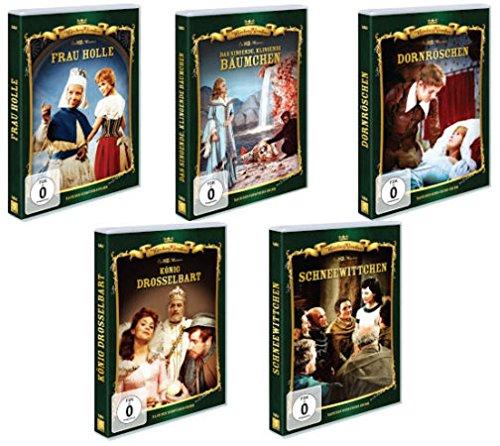 DEFA MÄRCHEN KLASSIKER 5 DVD Collection