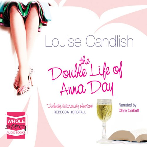 The Double Life of Anna Day cover art