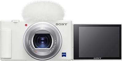 ソニー Video Blog用カメラ VLOGCAM ZV-1WC ホワイト