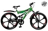 Atlas Torpedo D/Shox And Dual Disc Brake 26T Mountain Cycle...