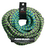 Airhead 2-Section Tow Rope | 1-4 Rider Rope for...