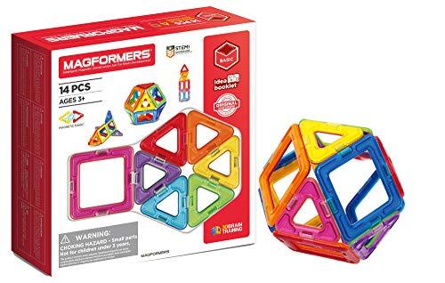 MAGFORMERS 63069Konstruktion Set (14teilig)