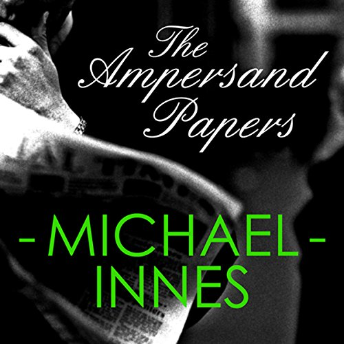 The Ampersand Papers: An Inspector Appleby Mystery cover art