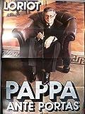 Pappa Ante Portas - Loriot - Videoposter A1 84x60cm
