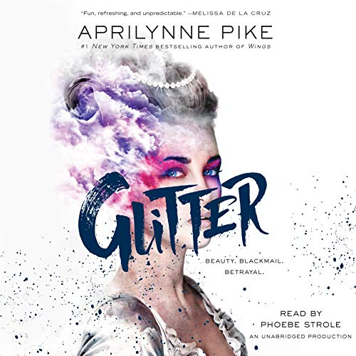 Glitter audiobook cover art