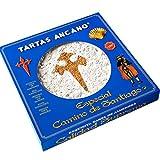 ANCANO - Tarta de almendras - Tarta del Camino de Santiago Ancano 'Tarta do Camiño' - 570 gramos