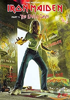 The History Of Iron Maiden Part 1  The Early Days [2 DVDs]
