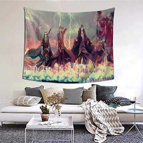 Tapiz de manga de una sola pieza montado en la pared, acogedor regalo de moda, sala de estar, talla única
