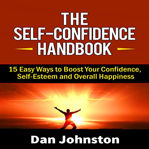 The Self-Confidence Handbook audiobook cover art