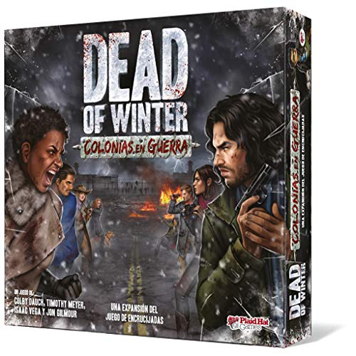 Dead of Winter – Colonias in guerra gioco da tavolo (Edge Entertainment eephdw03)