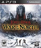Lord of the Rings: War in the North (輸入版) - PS3