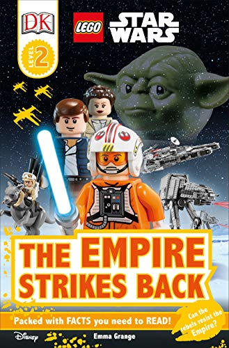DK Readers L2: Lego Star Wars: The Empire Strikes Back (DK Readers: Lego Star Wars, Beginning to Read Alone 2)