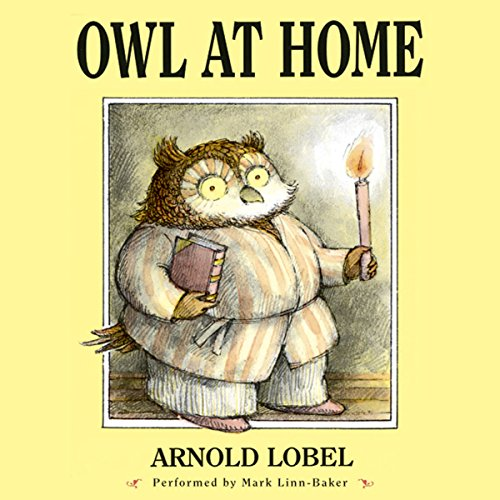 Owl at Home audiobook cover art