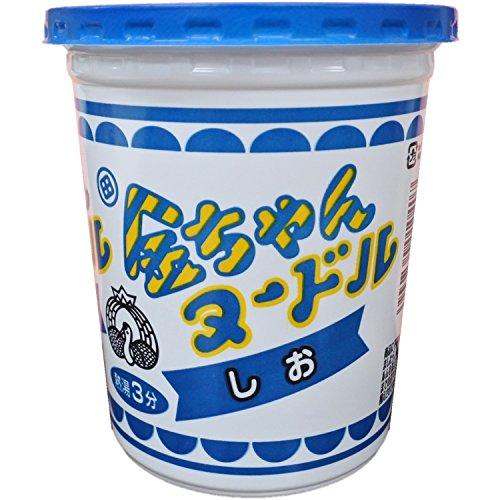 徳島製粉 金ちゃんヌードルしお 78g×12個