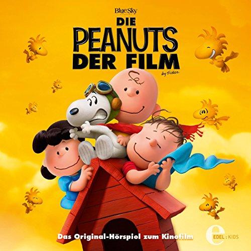 Die Peanuts: Das Original-Hörspiel zum Kinofilm Titelbild