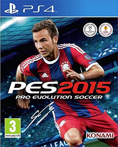 Konami PES 2015, PS4 [Edizione: Francia]