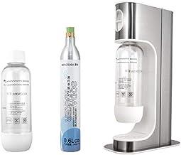 HEHUANG Soda Siphon Maker Machine Commercial DIY CO2 Cool Drink Machine Générateur de bulles d'eau gazeuse Chargeur de boi...