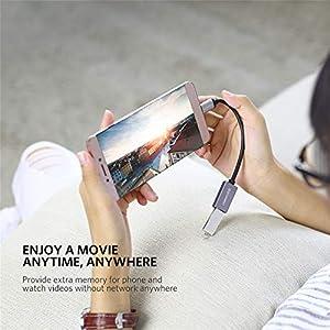 UGREEN Adaptador USB Tipo C OTG USB C 3.1 a USB 3.0 Cable para Nuevo Macbook Pro, Huawei P40 P30 Lite P20 Mate 30 Xiaomi Redmi Note 8/7, Mi 10 Mi A3, Samsung S20 S10 S9 S8 Note 10,iPad Pro 2018/2020