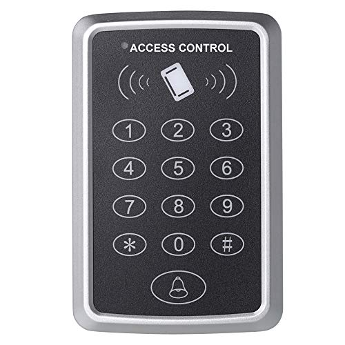 UHPPOTE 125KHz Proximity RFID Card Access Control Keypad Support 1000 Users