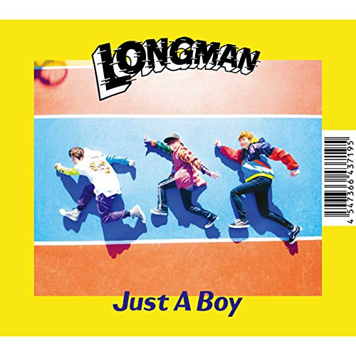 [album]Just A Boy – LONGMAN[FLAC + MP3]
