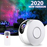 Star Projector, Galaxy Projector with Led Nebula Cloud,Star Light Projector with Remote Control for Kids Adults...