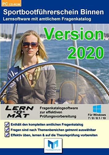 SBF Binnen Lernsoftware Lern-o-Mat mit amtlichem Fragenkatalog