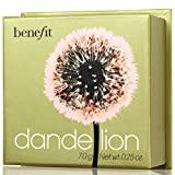 BENEFIT dandelion 7.0 g Net wt. 0.25 oz. a brightening face powder