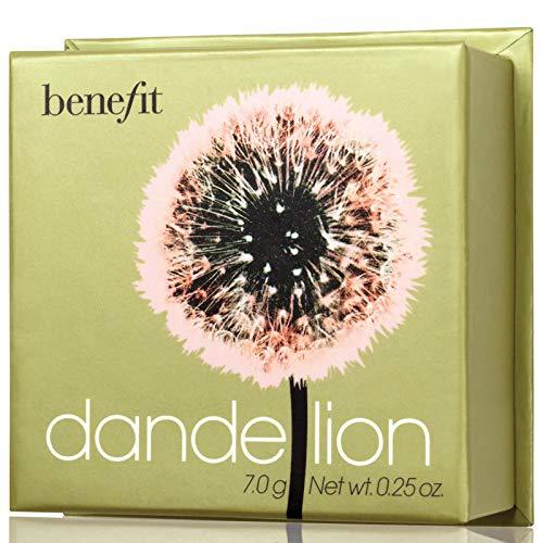 Benefit Dandelion Puder-Rouge Inhalt: 7g Rouge mit Pinsel. Blush für etwas Farbe im Gesicht. NEU!