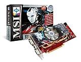 MSI RX3850 T2D512E OC ATI Radeon HD3850 512MB 2DVI HDMI HDCP S-Video CROSS-FIRE OC PCI-E VGA