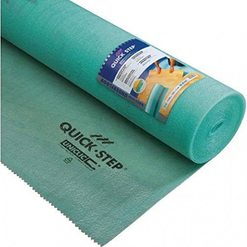 Quick-Step Base Aislante Uniclic - Rollos de 15m² - 3mm de grosor