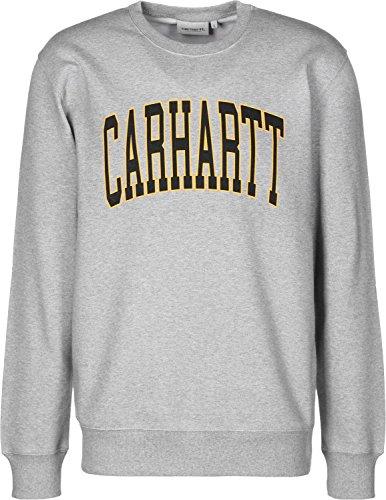 Carhartt WIP Division - Sudadera para hombre gris S