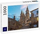 Lais Puzzle Antigua Catedral gótica de Santiago de Compostela, Galicia, España 1000 Piezas
