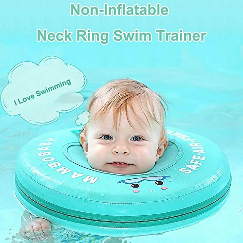 HECCEI『Non-inflatableNeckRingSwimTrainer』