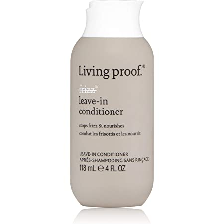 Living proof No Frizz Leave-In Conditioner, 4 Fl Oz