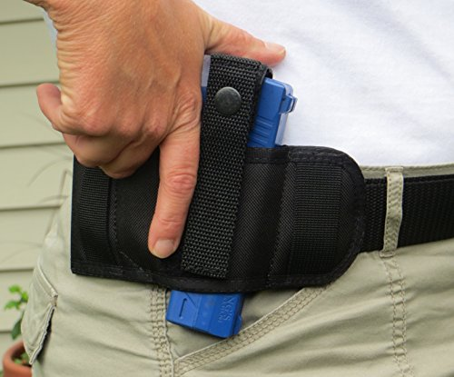 Concealed Carry Belt Holster for Ruger LC9 MAX, LC9, LC9s, EC9s & LC380 Lay Flat Quick Draw