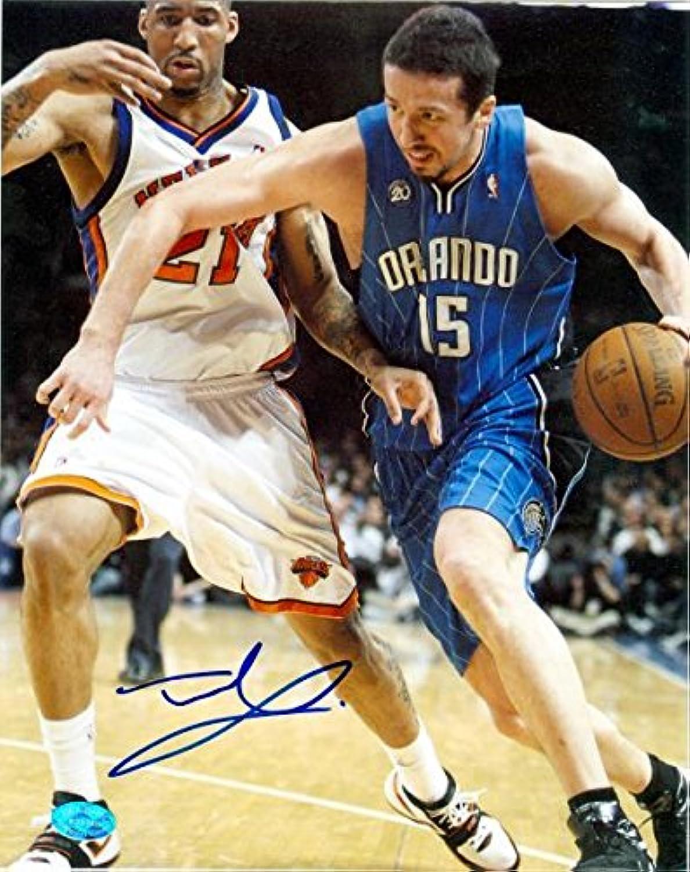 Autographed Hedo Turkoglu Picture  8x10 Image  2  Autographed NBA Photos