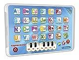 Clementoni Alphabet K Computer, Tablet E Pad per Bambini Gioco Didattico 733, Multicolore, 8005125132867