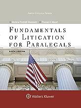 Fundamentals of Litigation for Paralegals (Aspen Paralegal) (Aspen College)