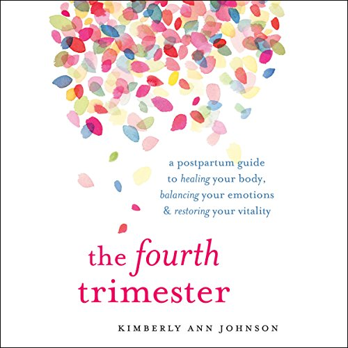 The Fourth Trimester audiobook cover art