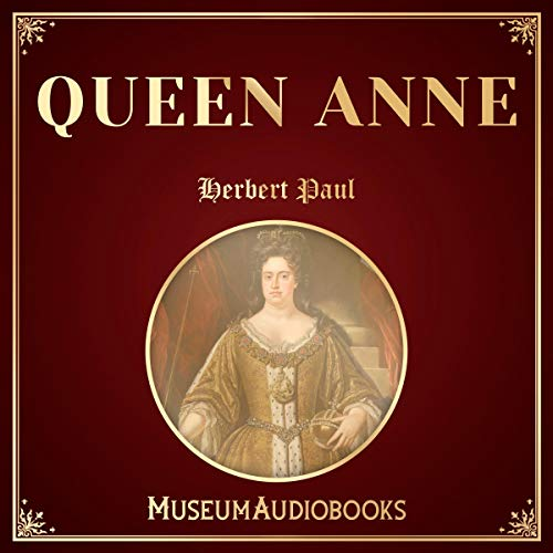 Queen Anne audiobook cover art