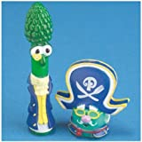 VeggieTales Veggie Tales Toy - Willory and George Figures - The Pirates Who Don't Do Anything