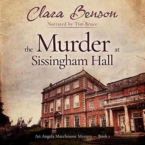 The Murder at Sissingham Hall cover art