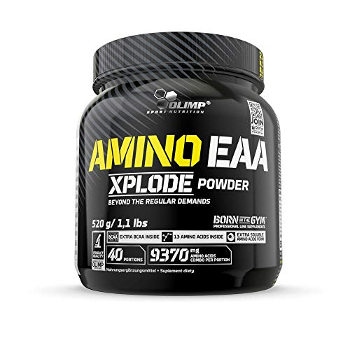 Olimp EAA Xplode Powder Fruit Punch 520g